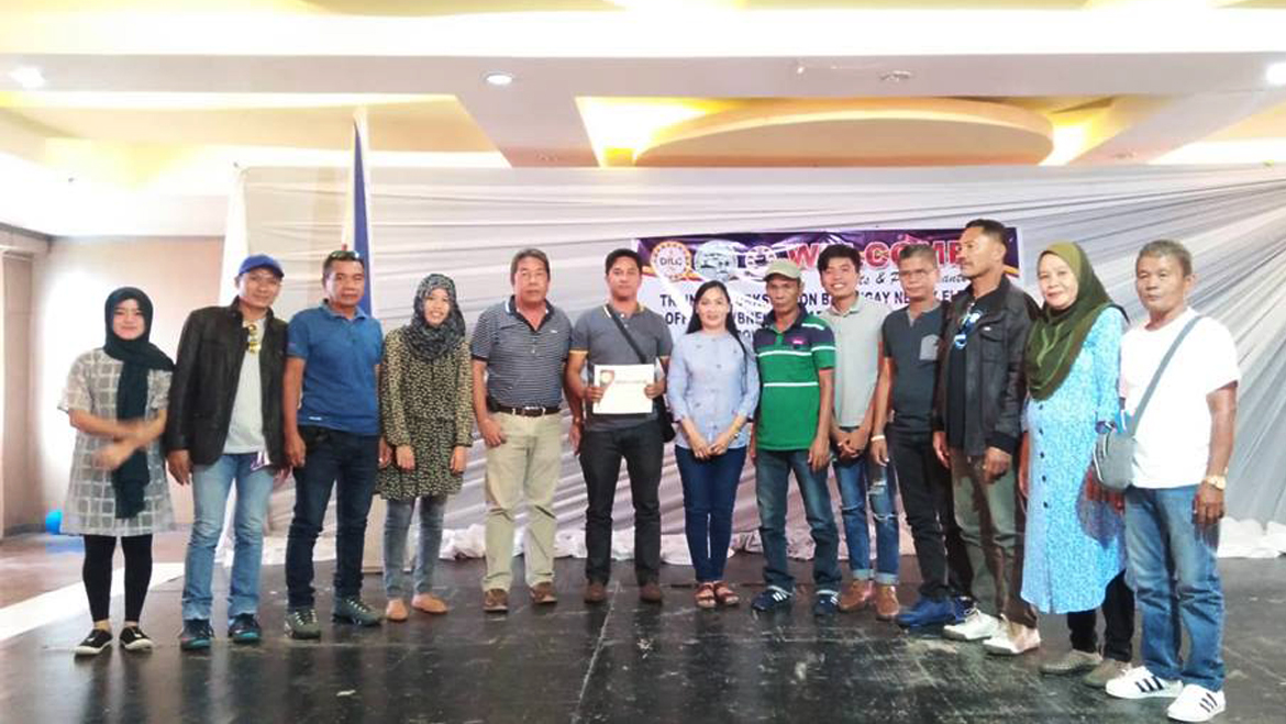 DILG HOLDS CONFAB ON ANTI-TERRORISM, VIOLENT EXTREMISM IN SND