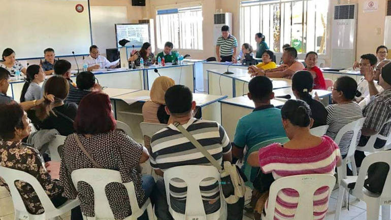 PDEA-10 DECLARES 8 BARANGAYS OF SND AS DRUG-FREE, CLEARED