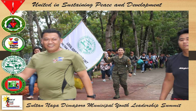 SULTAN NAGA DIMAPORO SUPPORTS INITIATIVE THAT STRENGTHEN YOUTH EMPOWERMENT